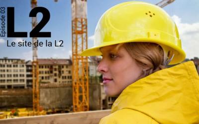 Le site de la L2