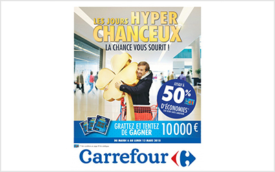 Carrefour Hyper Chanceux