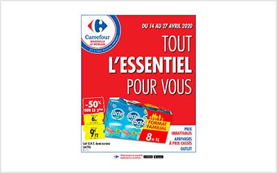 Carrefour tout l'essentiel