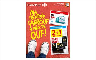 Carrefour Rentrée 2021