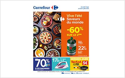 Saveurs Carrefour