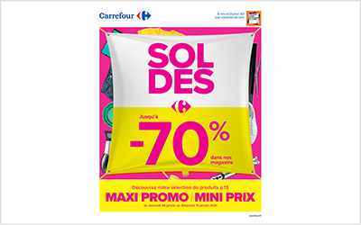 Carrefour Maxi Format