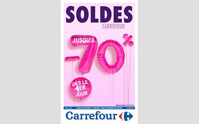 Soldes Carrefour
