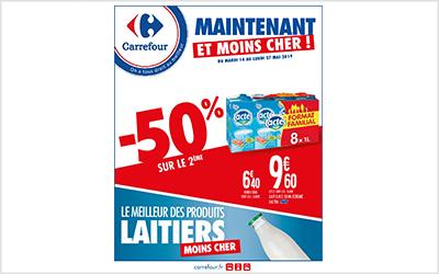 Carrefour Produits Laitiers