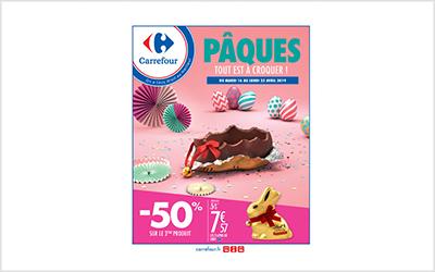 Carrefour Pâques