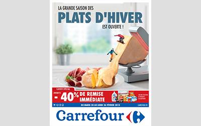 Carrefour Plat d'hiver