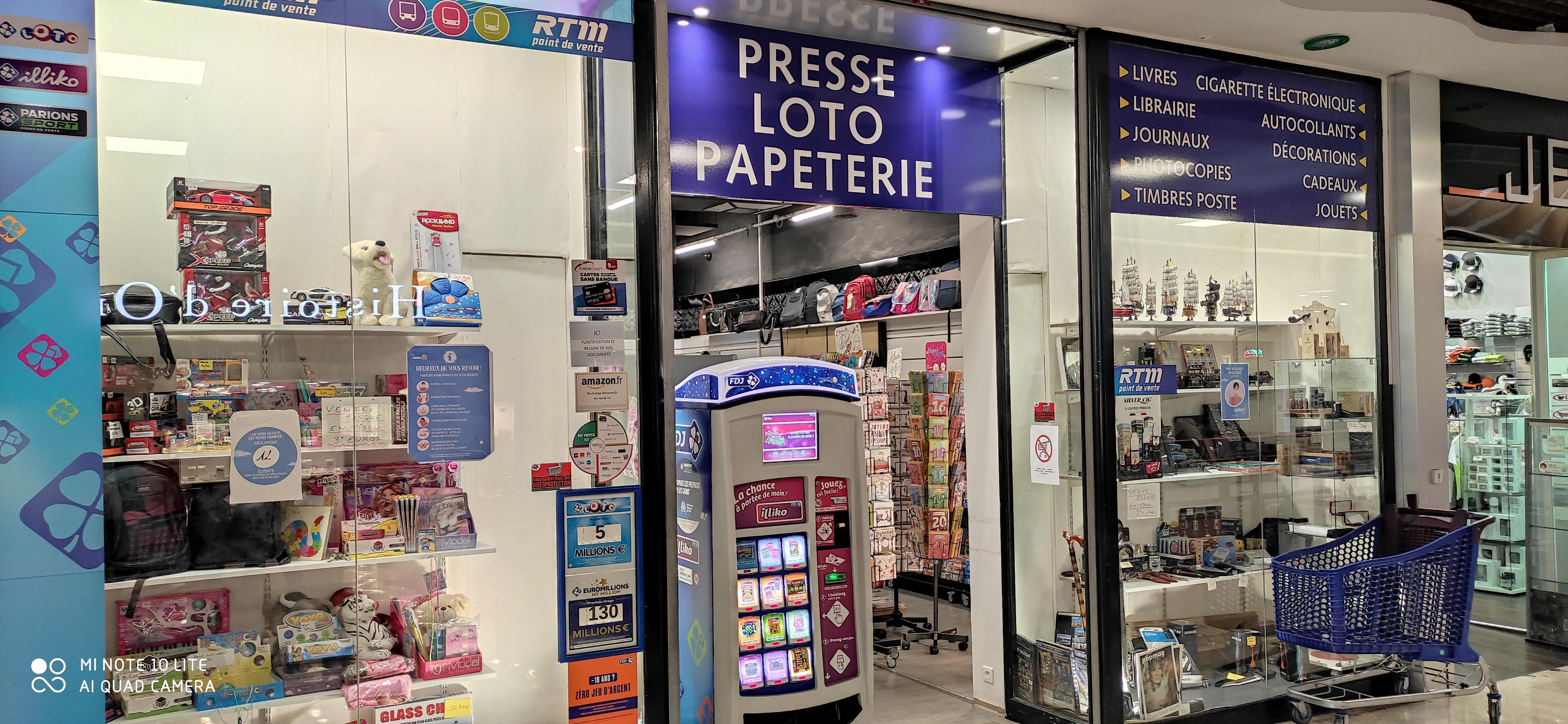 Presse PPLM
