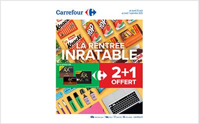 Rentrée Carrefour