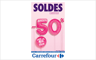 Soldes Carrefour